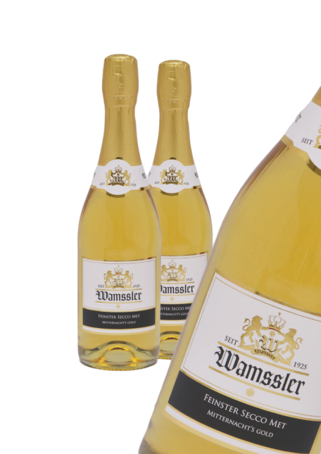 Wamssler Honey wine Secco Style Mitternacht's Gold