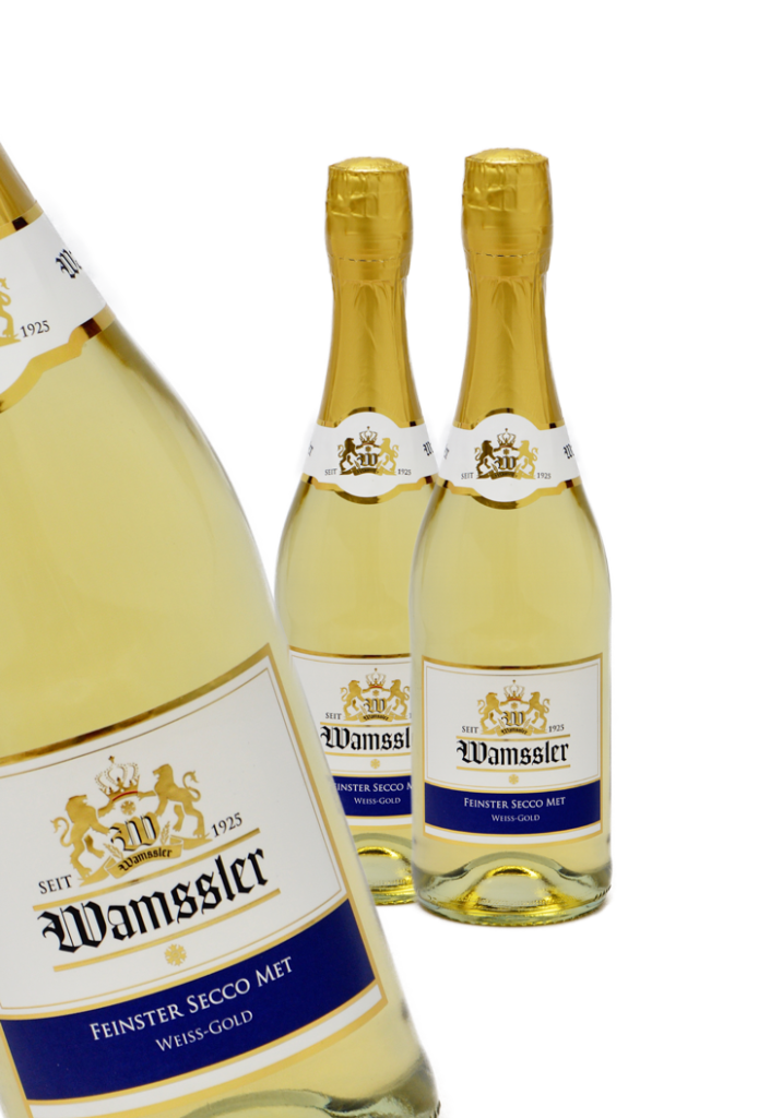 Wamssler Secco Style Honey Wine Weiss Gold